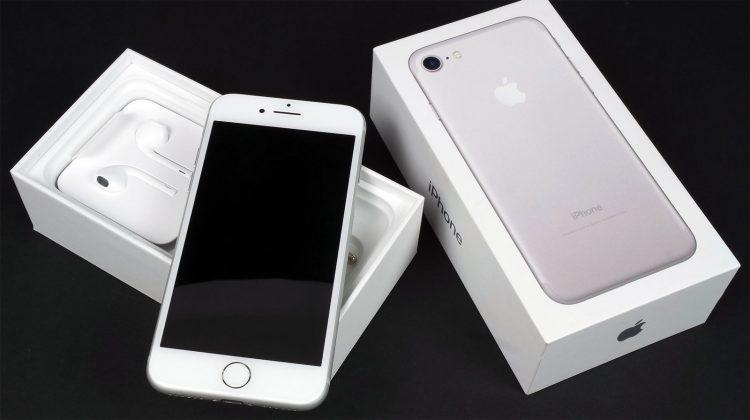 iPhone 7 technikai adatok